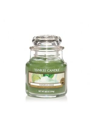Candela Giara piccola Vanilla Lime - Yankee Candle