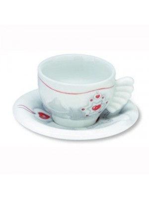 Tazza Cappuccino Fil Rouge - Thun