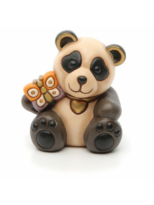 Panda Con Farfalla - Thun