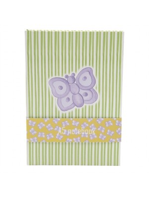 Quaderno A5 Allover Butterfly - Thun