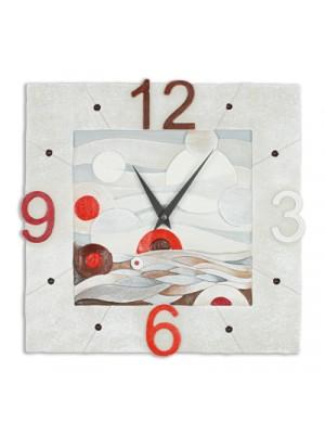 orologio mare 40cm x 40cm - Cartapietra