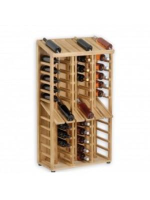 Cantinetta per esposizione 72 bottiglie - Renoir