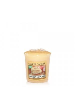 Candela Votiva Vanilla Cupcake - Yankee Candle