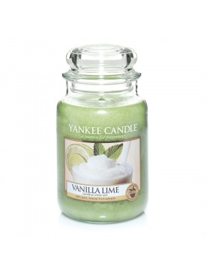 Candela Giara grande Vanilla Lime - Yankee Candle