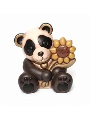 Panda Con Girasole - Thun