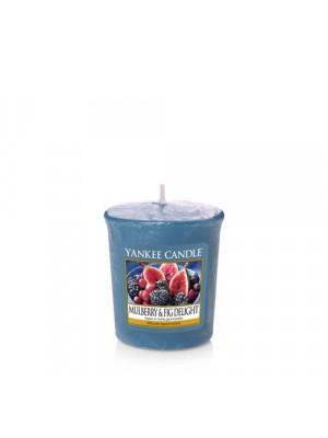 Candela Votiva Mulberry & Fig Delight - Yankee Candle