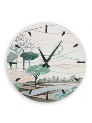 orologio un nuovo giorno 45cm x 45cm - Cartapietra