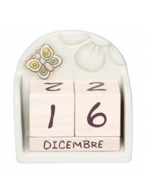 Calendario perpetuo da tavolo Elegance Thun