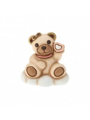 Teddy lei su nuvola -Thun