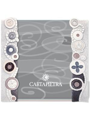 portafoto eclettica 18 x 24 moka - Cartapietra